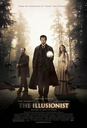 Trailer y póster de 'The Illusionist'
