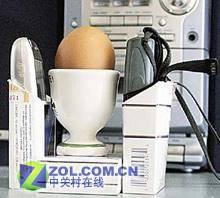 Cocina un huevo con la radiación de tu móvil