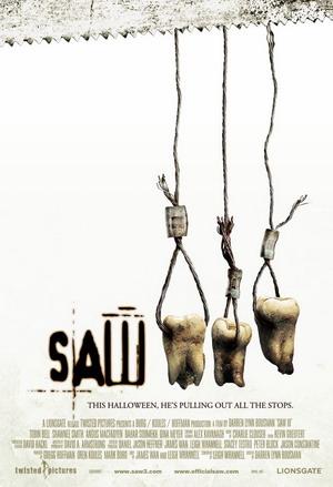 Nuevo póster de 'Saw 3'