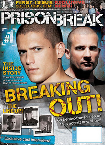 Prison Break contará con revista propia